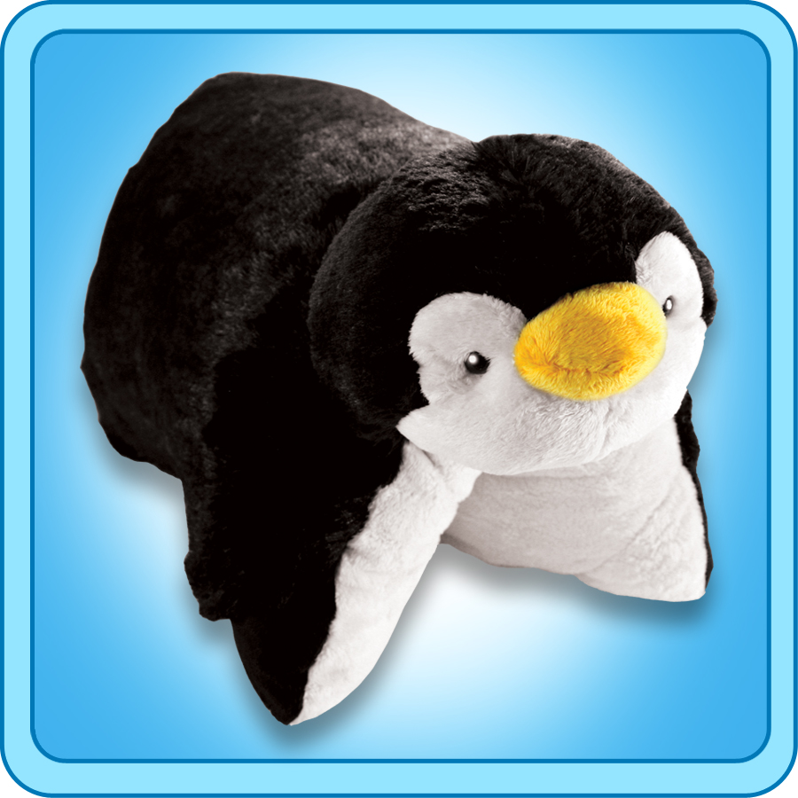Cute Names For A Penguin Pillow Pet : One of our most loved items ? Pillow Pets (giveaway) - ToBeThode