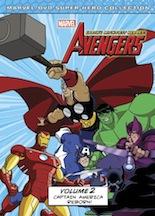 Avengers volume 2