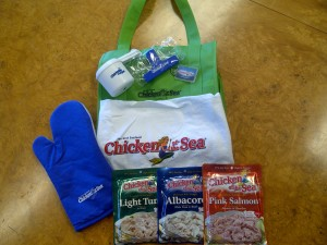Chicken of the Sea Prize Pack