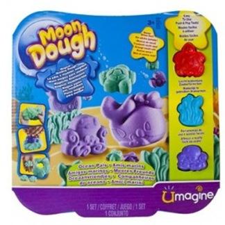 Moon Dough Ocean Pals