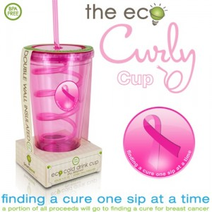 eco curly cup