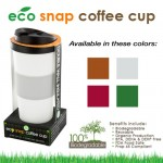 eco snap coffee cup