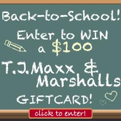 tj maxx marshalls contest