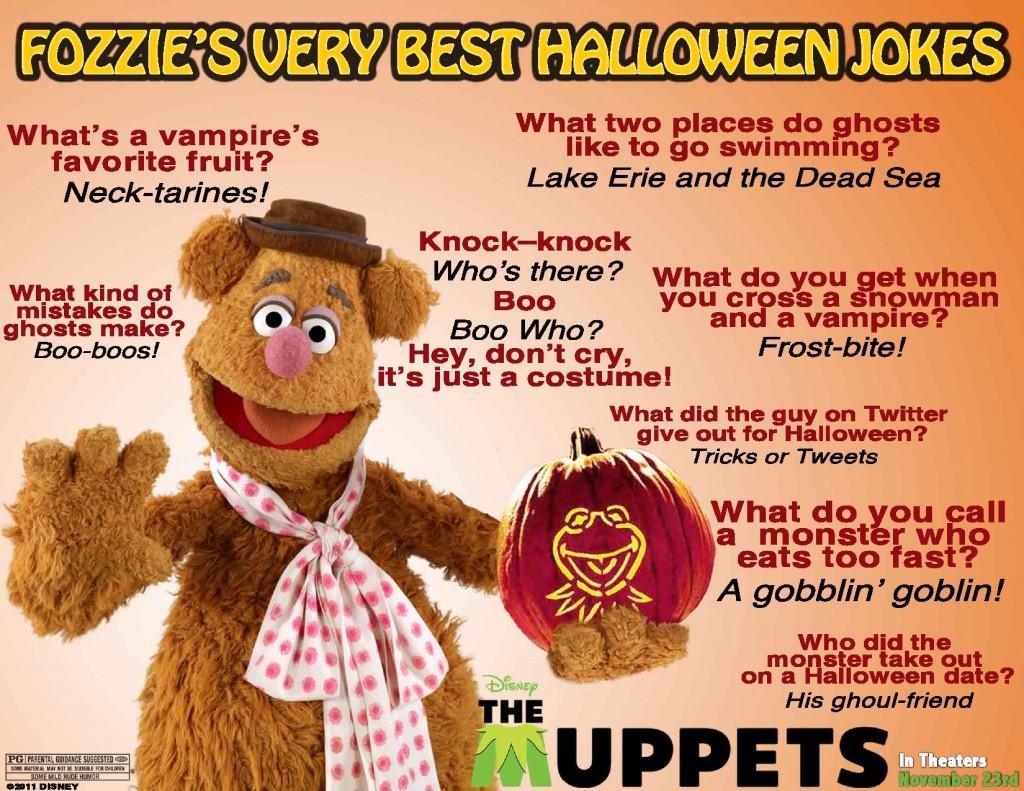 Muppets Halloween Jokes