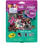 The perfect tween girl gift pop art pixies from crayola for Crayola pop art pixies fab snaps jewelry set