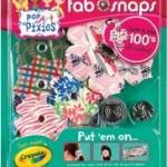 Crayola Pop Art Pixies Fab Snaps Refill Kits Tatum