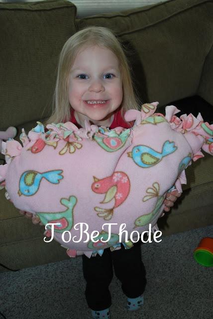 ToBeThode pillow