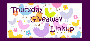Thursday Giveaway Linkup for October 17th