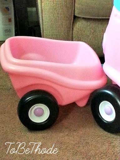 Little Tikes Pink Kitchen Set