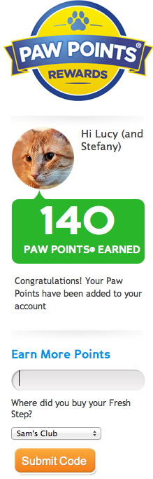Paw Points #shop