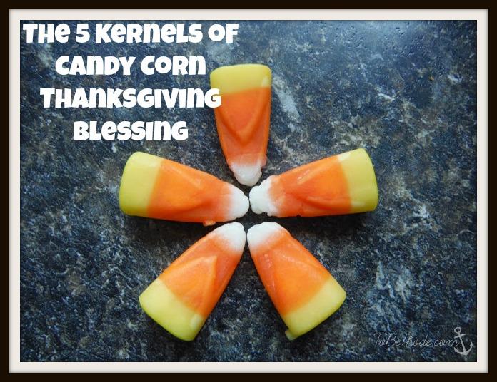 Thanksgiving Candy Corn
