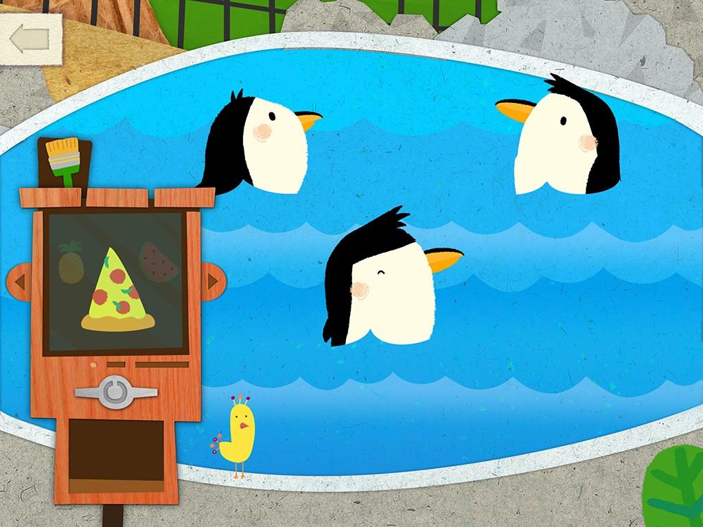 lazoo zoo screen