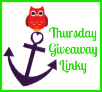 Thursday giveaway linky for 9/24