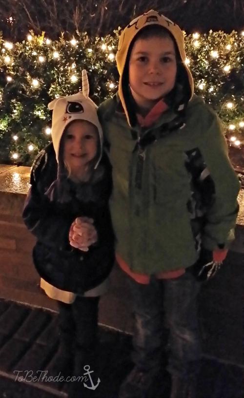 ab holiday lights kids