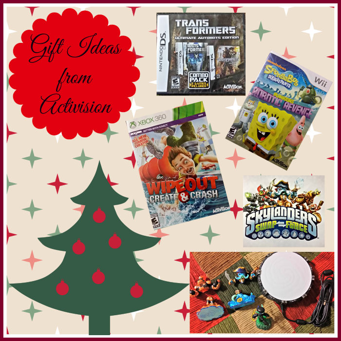 activision gifts