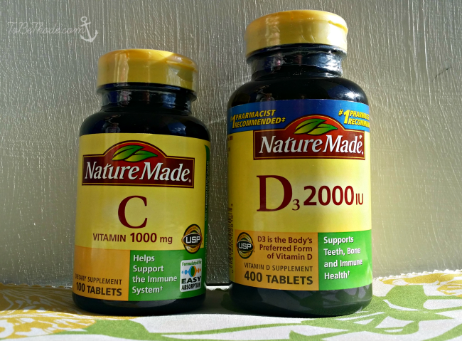 nature made vitamins