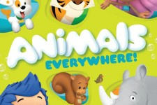Animals everywhere