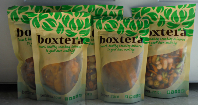 boxtera snacks