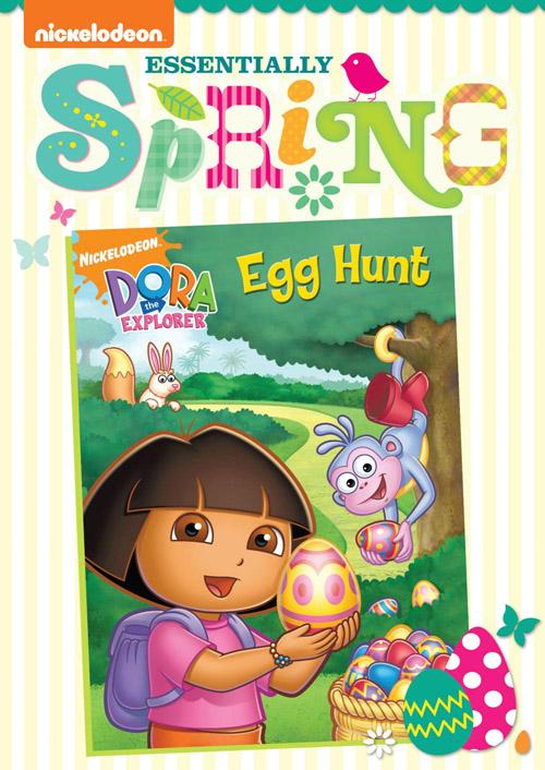 Dora's Egg Hunt