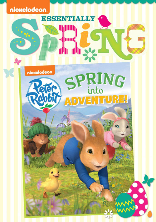 Peter Rabbit Spring Into Adventure