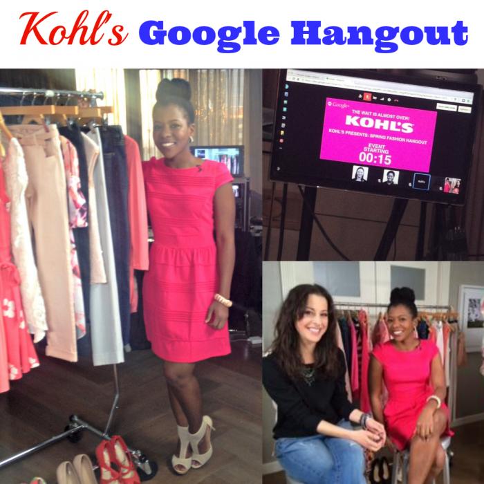 Kohl's hangout