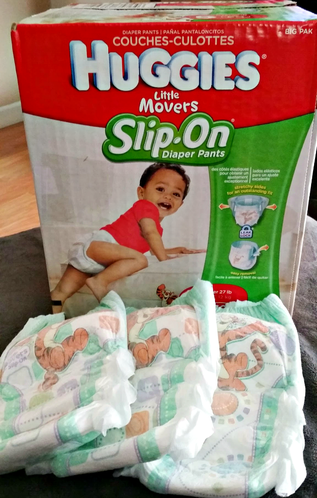Diaper Changing Made Easy With Huggies Slip Ons Firstfit
