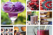 50 Blueberry Recipes