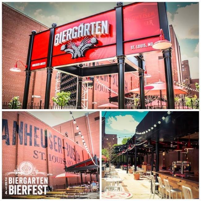 biergarten bierfest