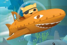 Octonauts Calling All Sharks