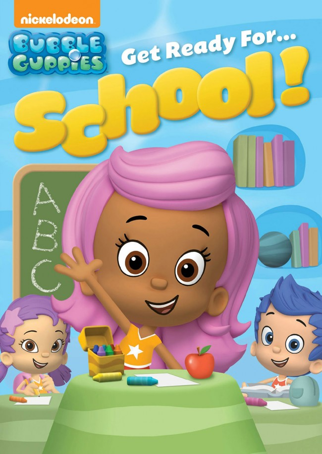 Bubble Guppies Get Ready for School