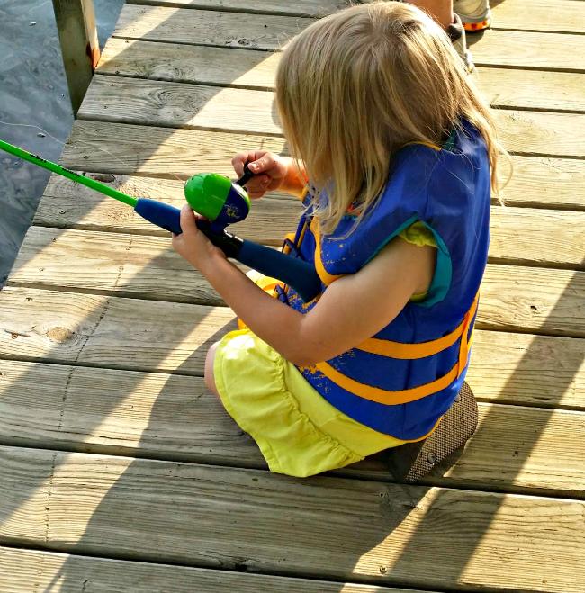 Joley fishing
