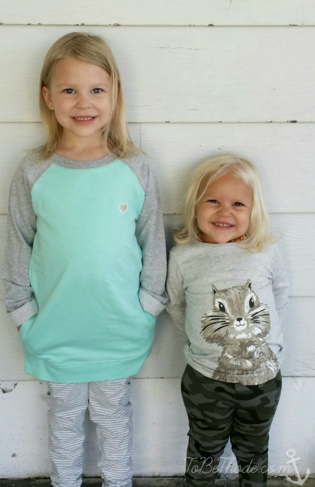 girls carter's fall outfits