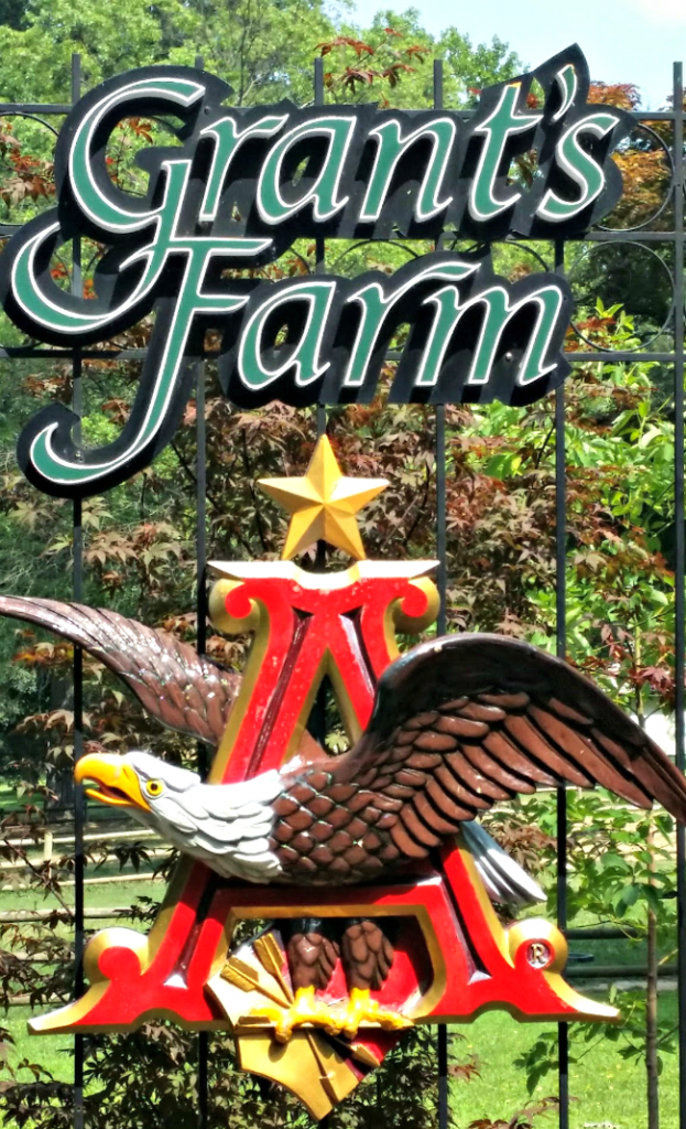 grants farm sign
