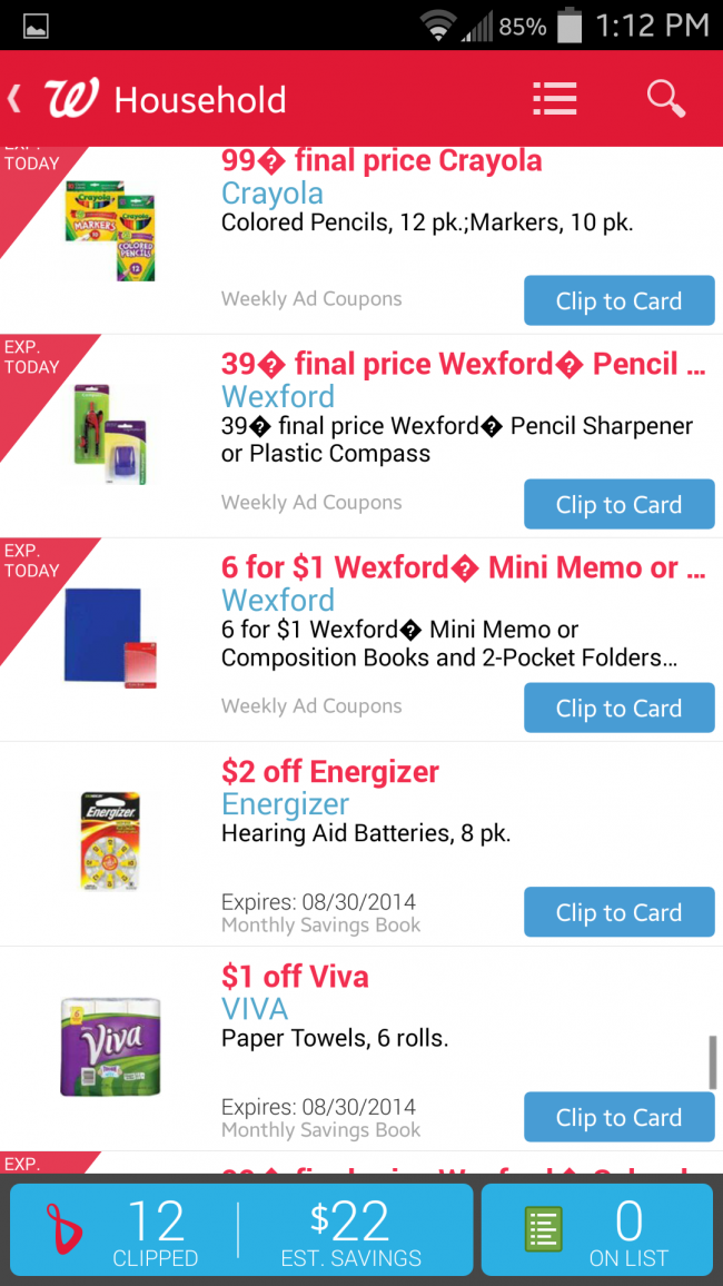 paperless coupons