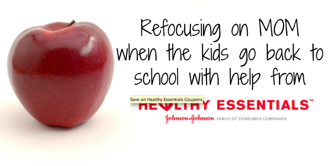 Healthy Essentials back to school