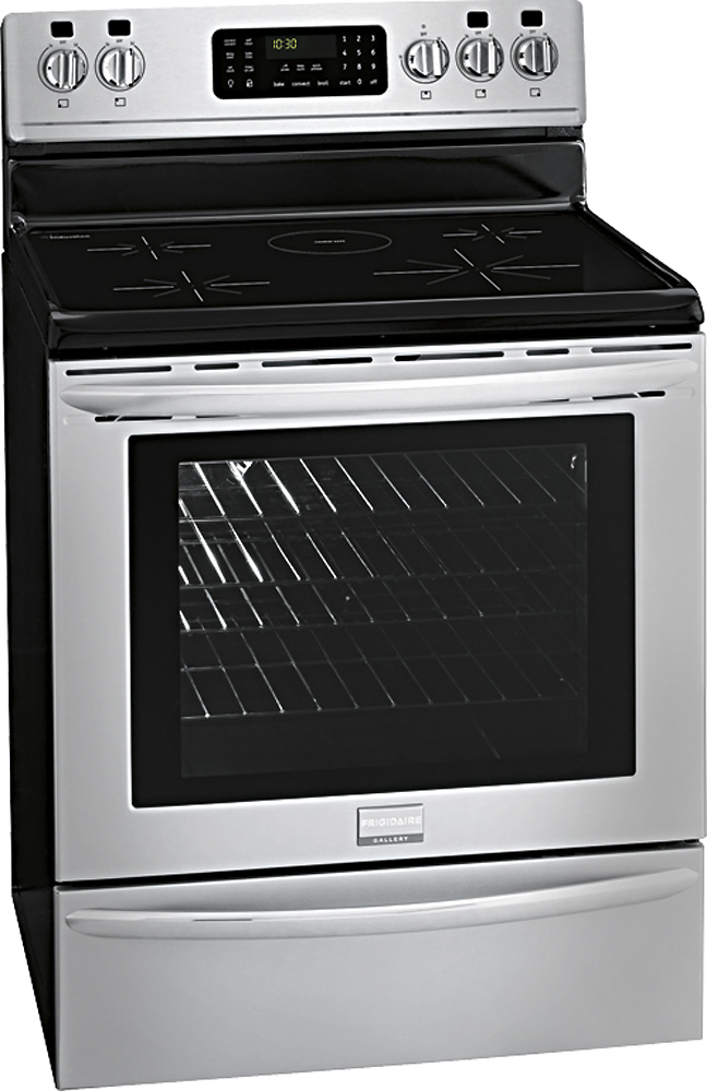 induction range