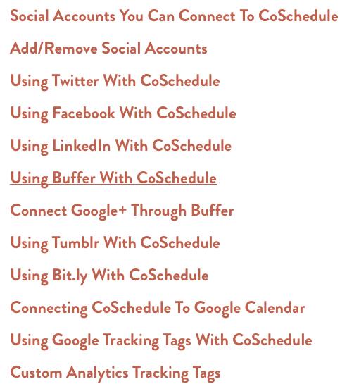 social media coschedule
