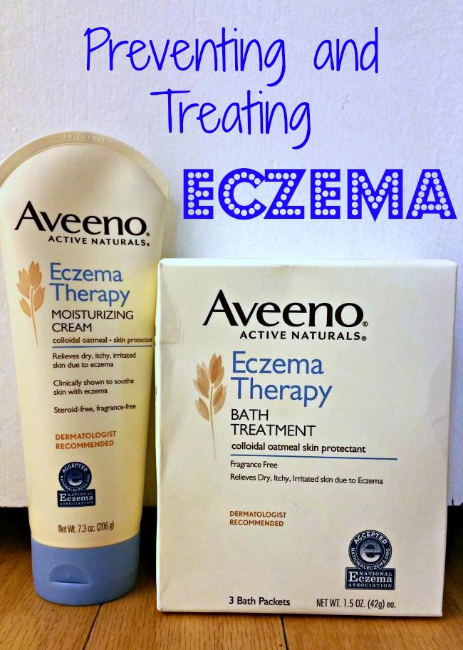 treat prevent eczema