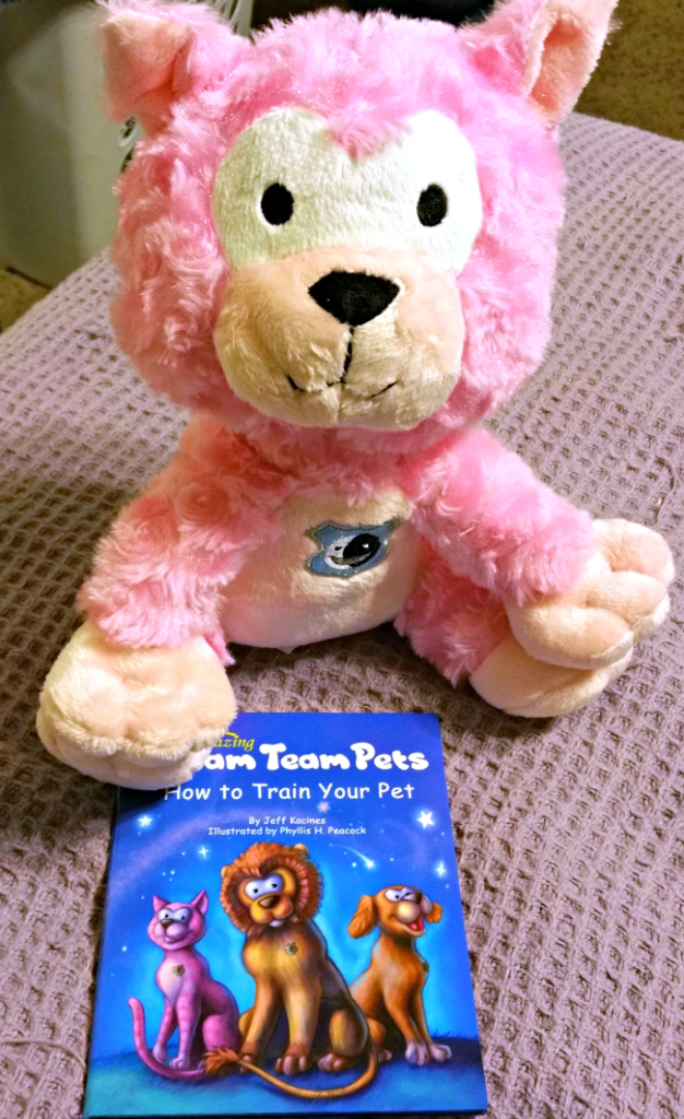 Dream Team Pets will help your child sleep!