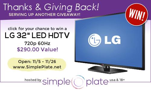 tv giveaway