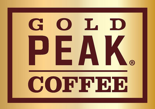 gold peak coffee logo