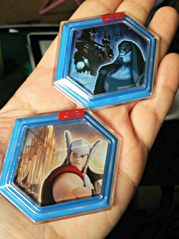 infinity discs