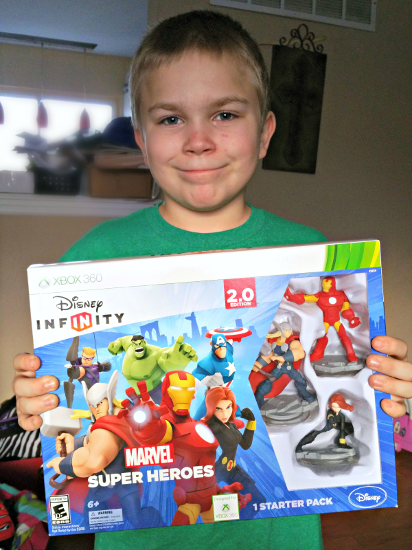 Disney Infinity 2.0 is 2 times the fun for kids