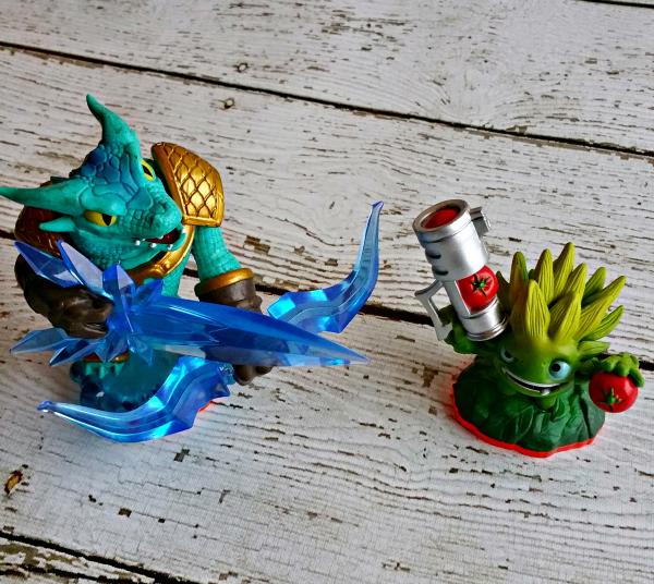 trap team figures