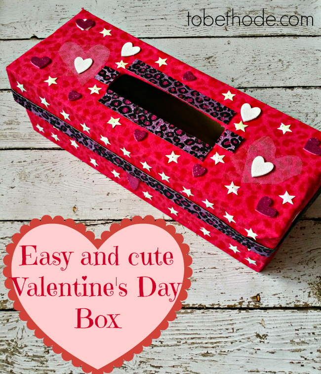 Valentines Day Box