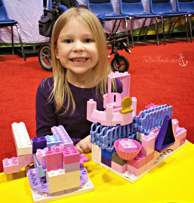 Joley lego castle