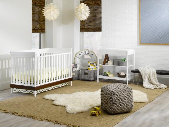 Urbini Dream Nursery giveaway http://tobethode.com
