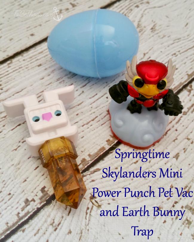 Spring Skylanders Trap Team