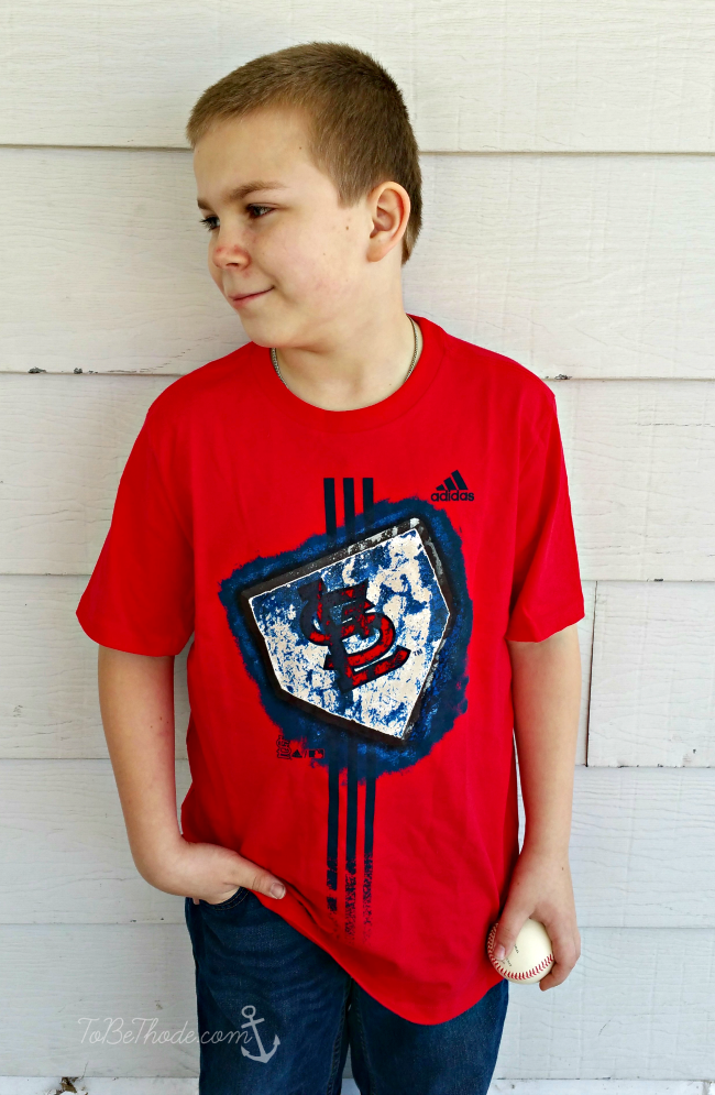 boys cardinals shirt