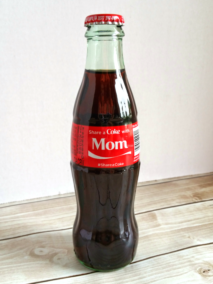 Mom Share A Coke